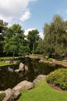 Landscape architecture - gardening